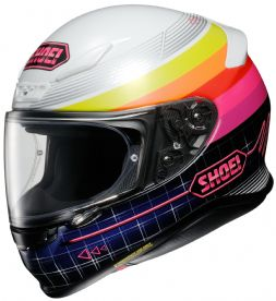 Shoei NXR Zork TC10 Helmet